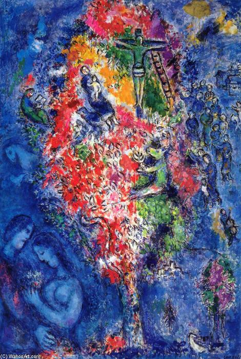 Marc Chagall Tree of Jesse